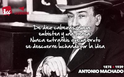 Antonio Machado (In Memoriam)