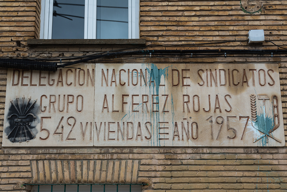 Las Viviendas Sindicales