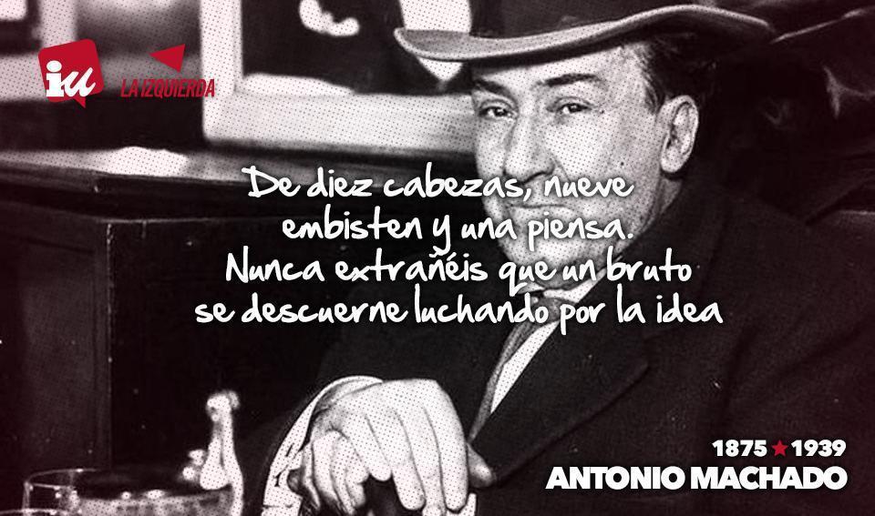 Antonio Machado (In Memoriam)