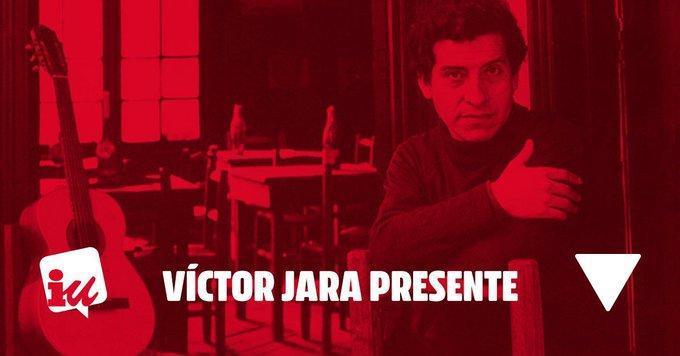 Victor Jara, en el 46 aniversario de su asesinato