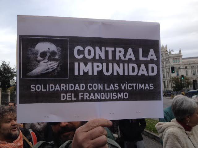 A propósito de la exhumación de Franco