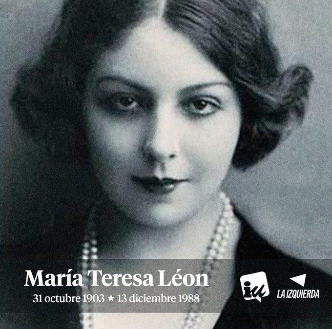 Maria Teresa León
