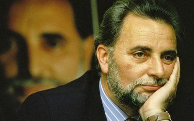 Julio Anguita, en la memoria