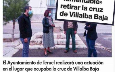 la Alcaldesa de Teruel y la Memoria Democrática
