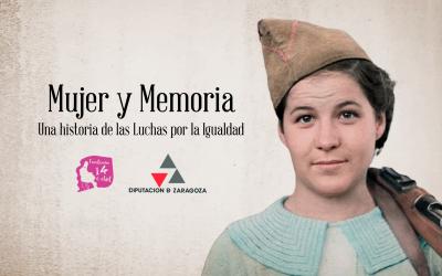 Empieza el ciclo «Mujer y Memoria»