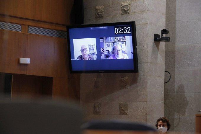 Las Asociaciones Memorialistas denuncian en las Cortes el incumplimiento de la Ley de Memoria Democrática de Aragón