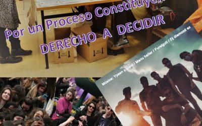 Por un nuevo Proceso Constituyente